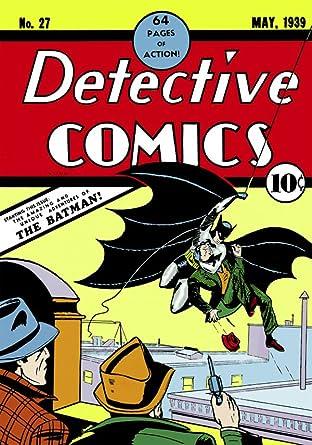 Detective Comics (1937-2011) No.27