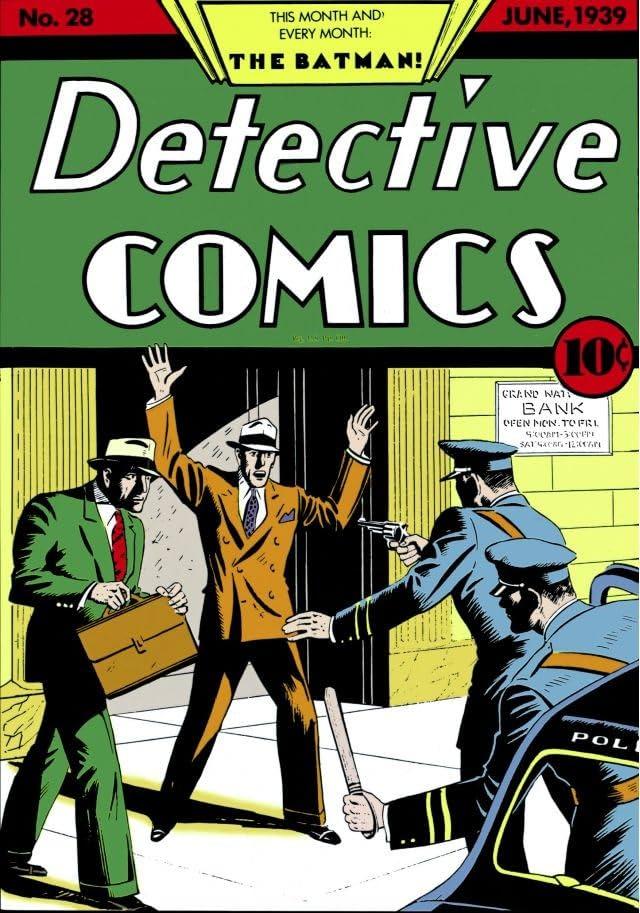 Detective Comics (1937-2011) #28-29