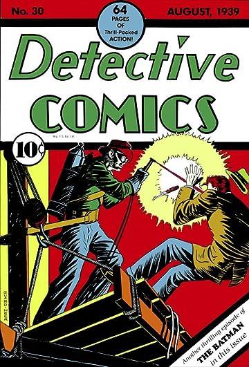 Detective Comics (1937-2011) #30-31