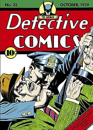 Detective Comics (1937-2011) No.32-33