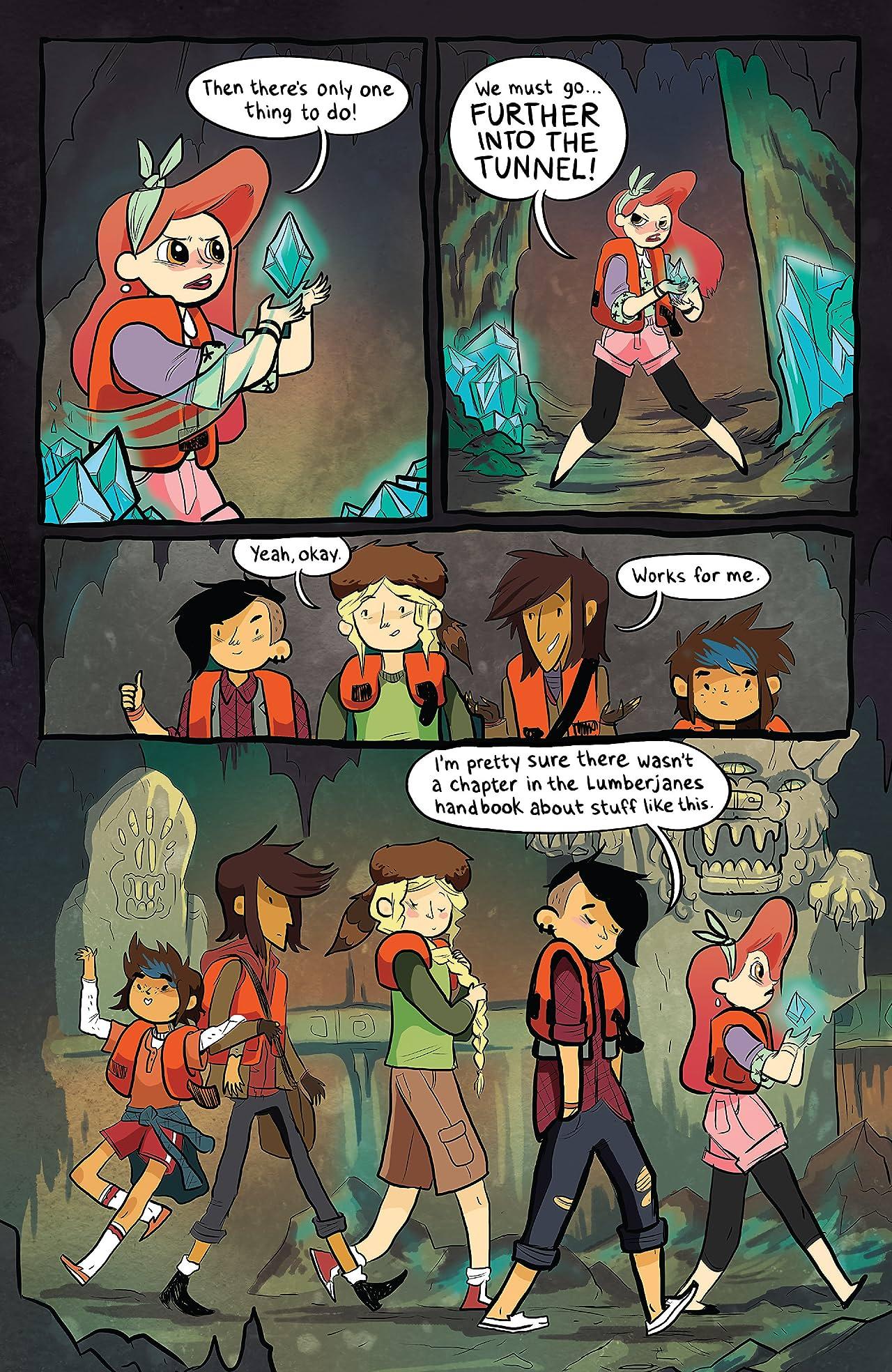Lumberjanes #3 (of 8)