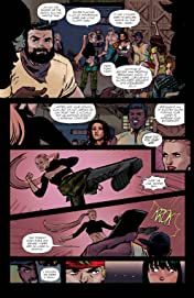 Burn the Orphanage: Reign of Terror #2 (of 5)