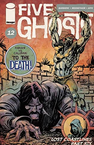 Five Ghosts #12