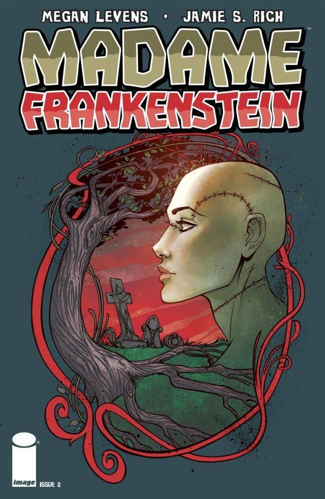 Madame Frankenstein #2 (of 7)