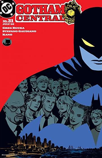 Gotham Central #31