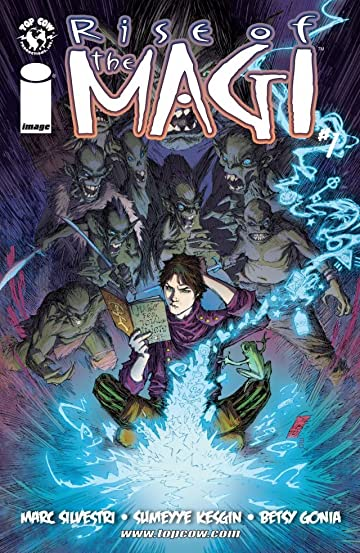 Rise of the Magi #1