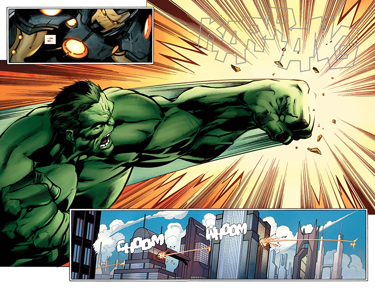 Original Sin: Hulk vs. Iron Man #1
