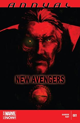 New Avengers (2013-2015) Annual #1