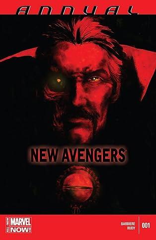 New Avengers (2013-2015) Annual #1