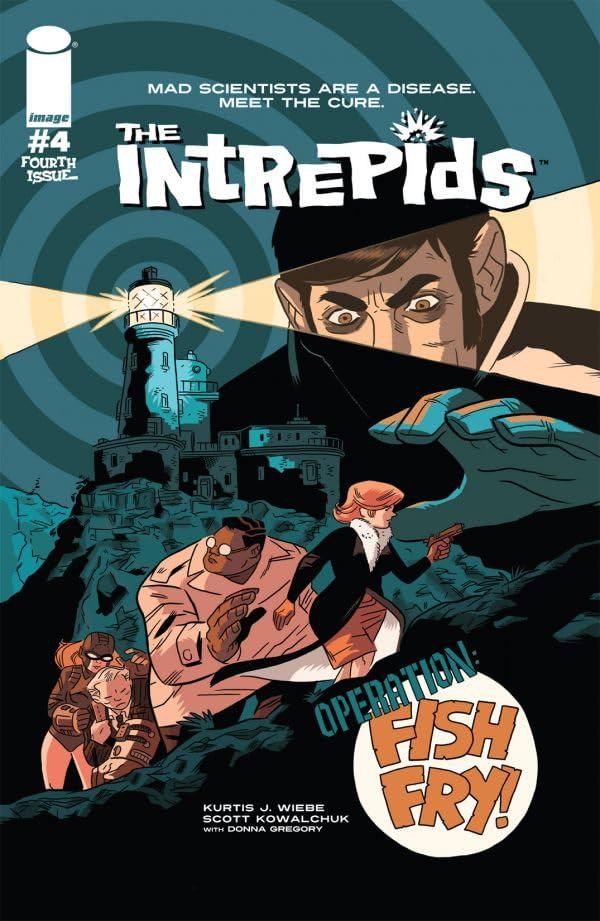 The Intrepids #4