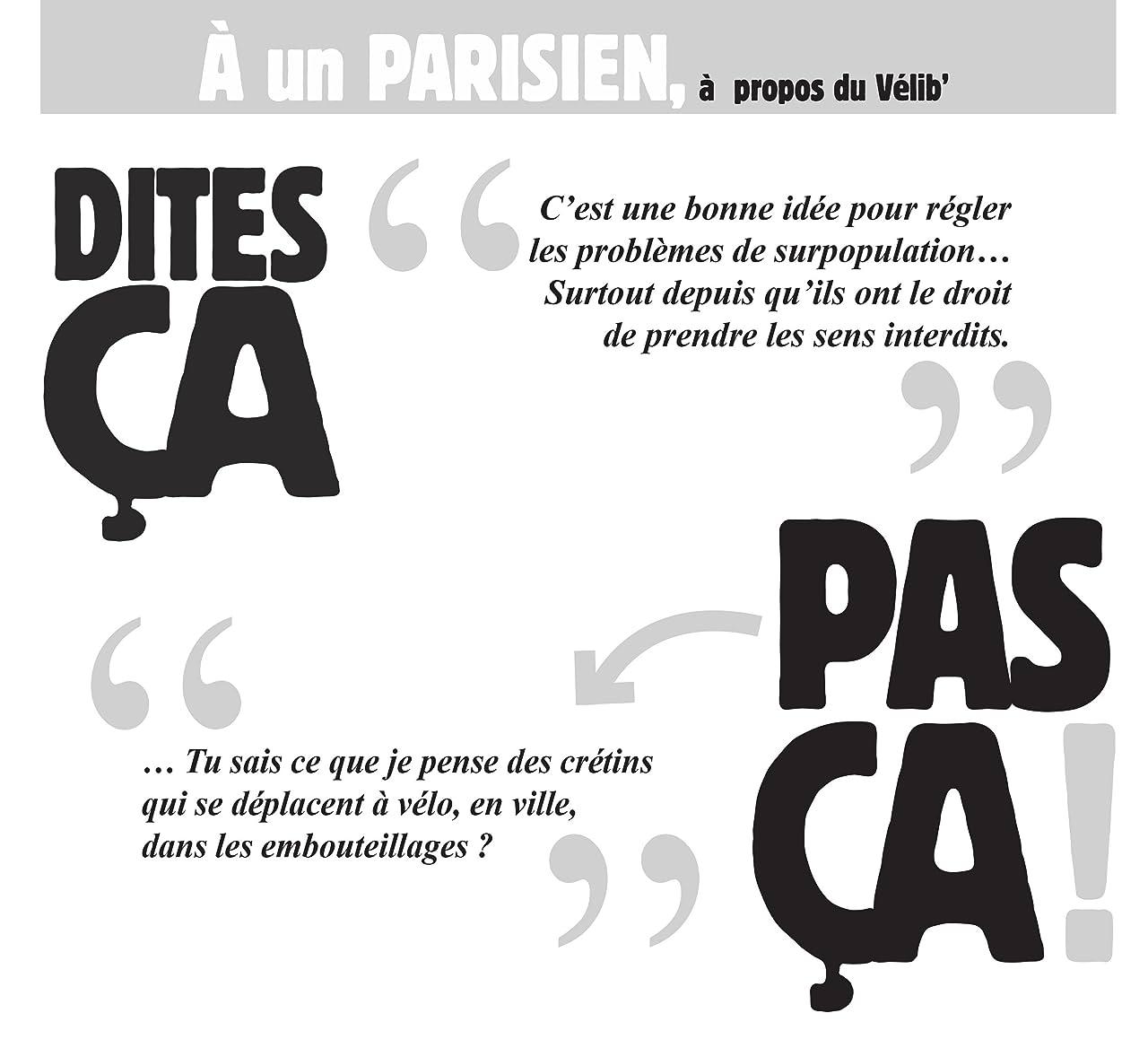 Dites ça, pas ça !: À un parisien