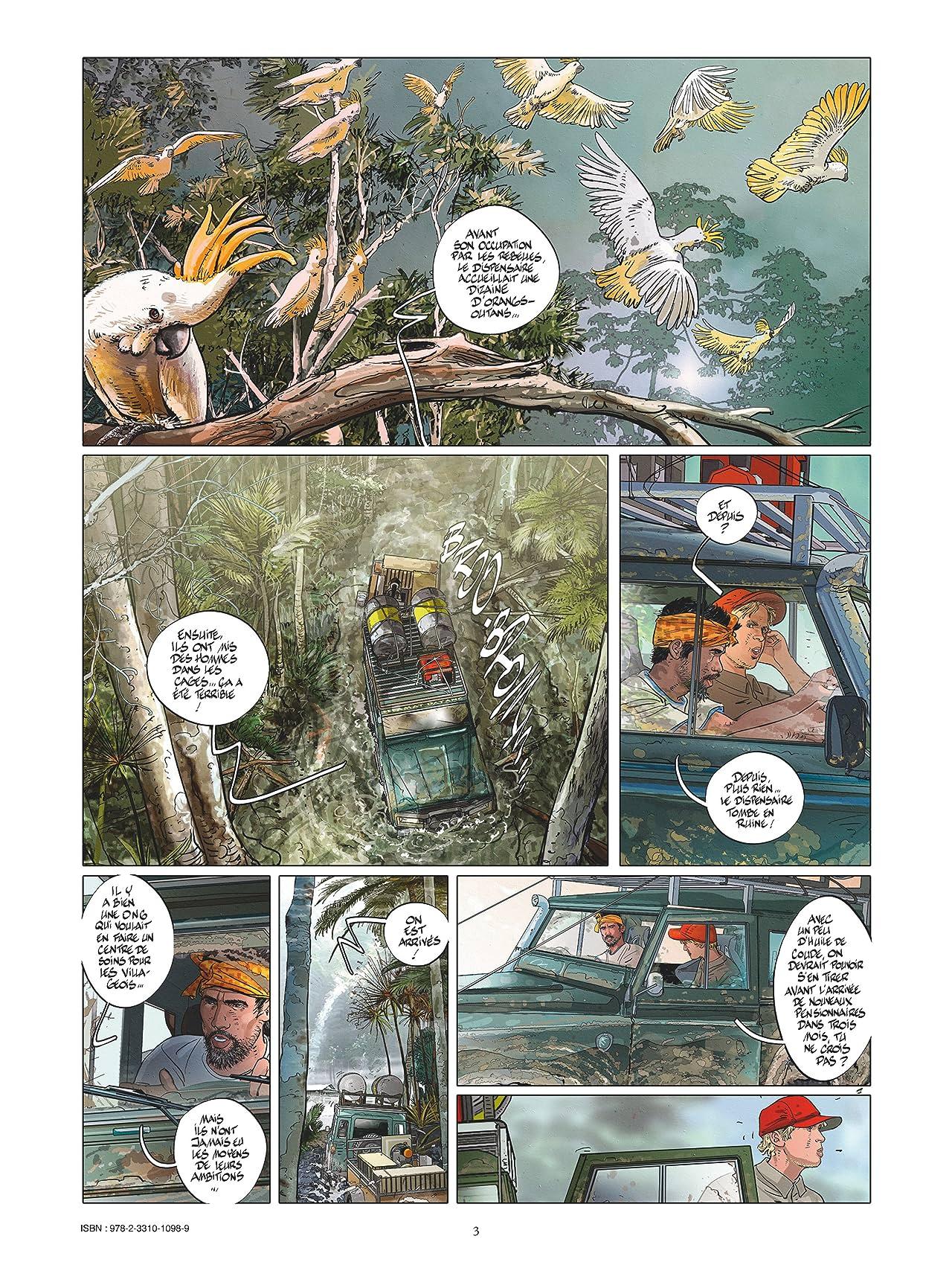 Ecowarriors Vol. 1: Orang-utan - 1