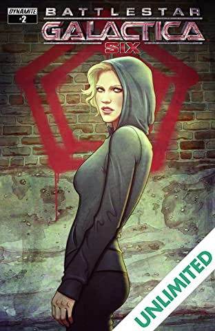 Battlestar Galactica: Six #2 (of 5): Digital Exclusive Edition
