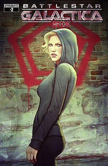 Battlestar Galactica: Six #2 (of 5): Digital Exclusive Edition