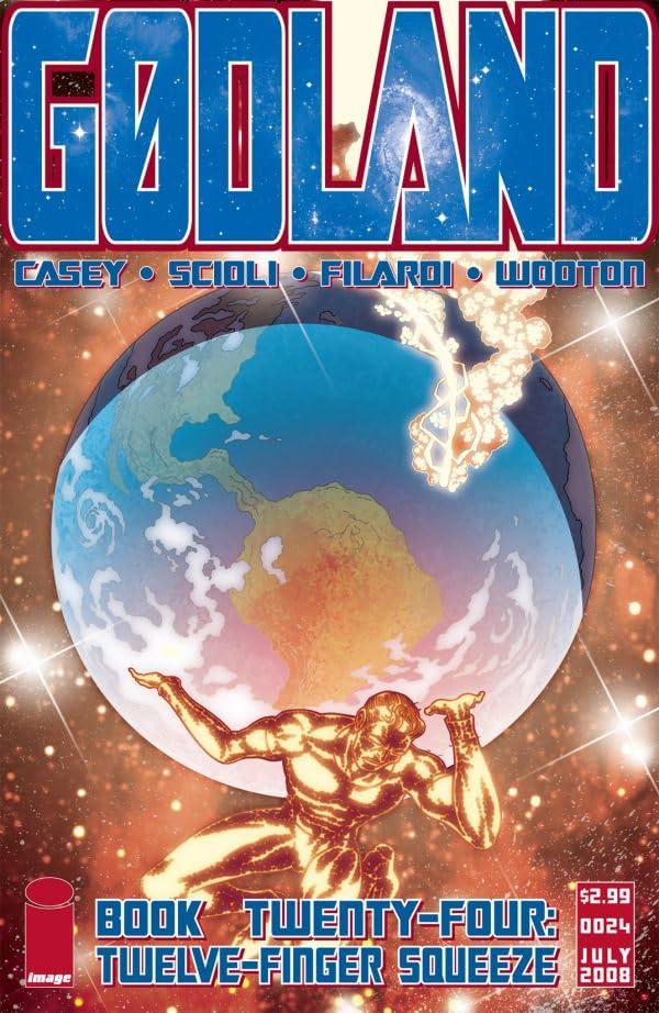 Godland #24