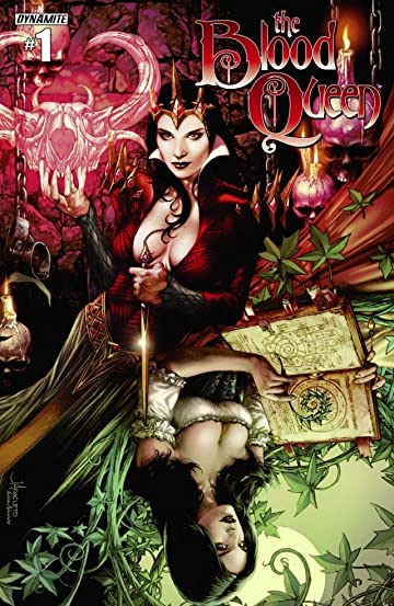 The Blood Queen #1: Digital Exclusive Edition