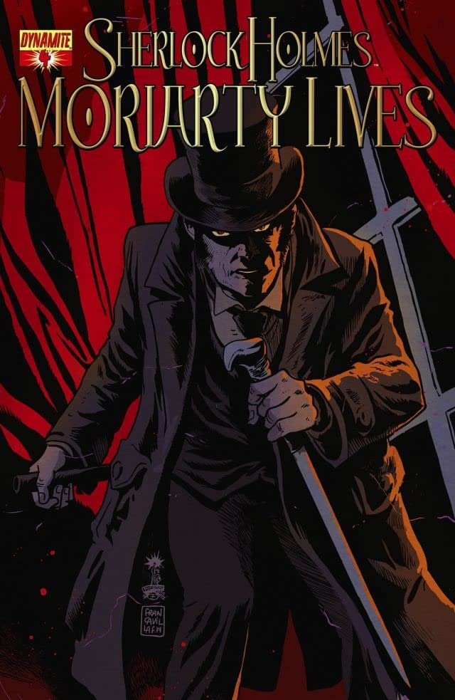 Sherlock Holmes: Moriarty Lives #4 (of 5): Digital Exclusive Edition