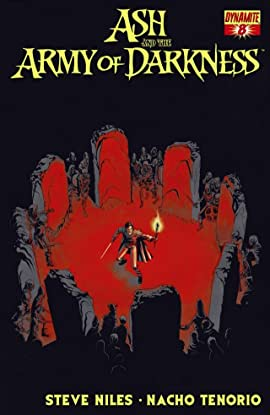 Ash and the Army of Darkness #8: Digital Exclusives Edition