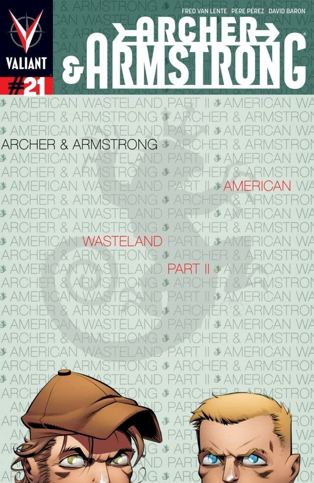 Archer & Armstrong (2012- ) #21: Digital Exclusives Edition