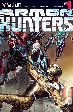 Armor Hunters No.1 (sur 4): Digital Exclusives Edition