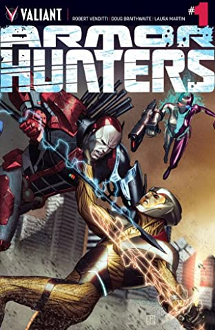Armor Hunters No.1 (sur 4): Digital Exclusives Edition