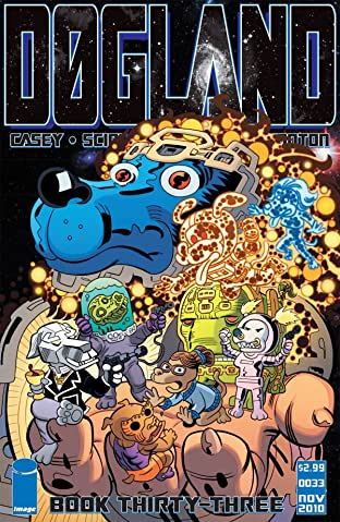 Godland #33