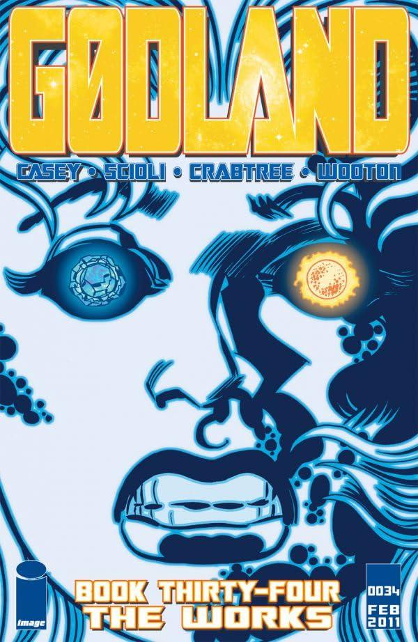 Godland #34