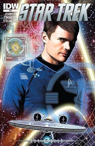Star Trek (2011-2016) #34