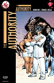 The Authority Vol. 2 #7