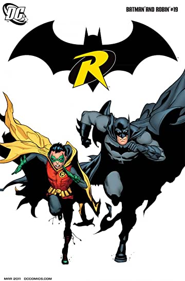 Batman and Robin (2009-2011) #19