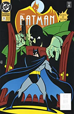 The Batman Adventures (1992-1995) No.6
