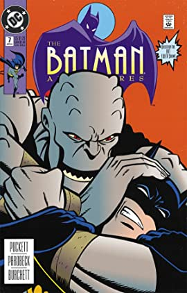 The Batman Adventures (1992-1995) #7