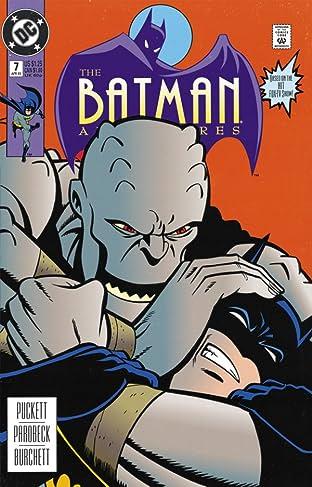 The Batman Adventures (1992-1995) No.7