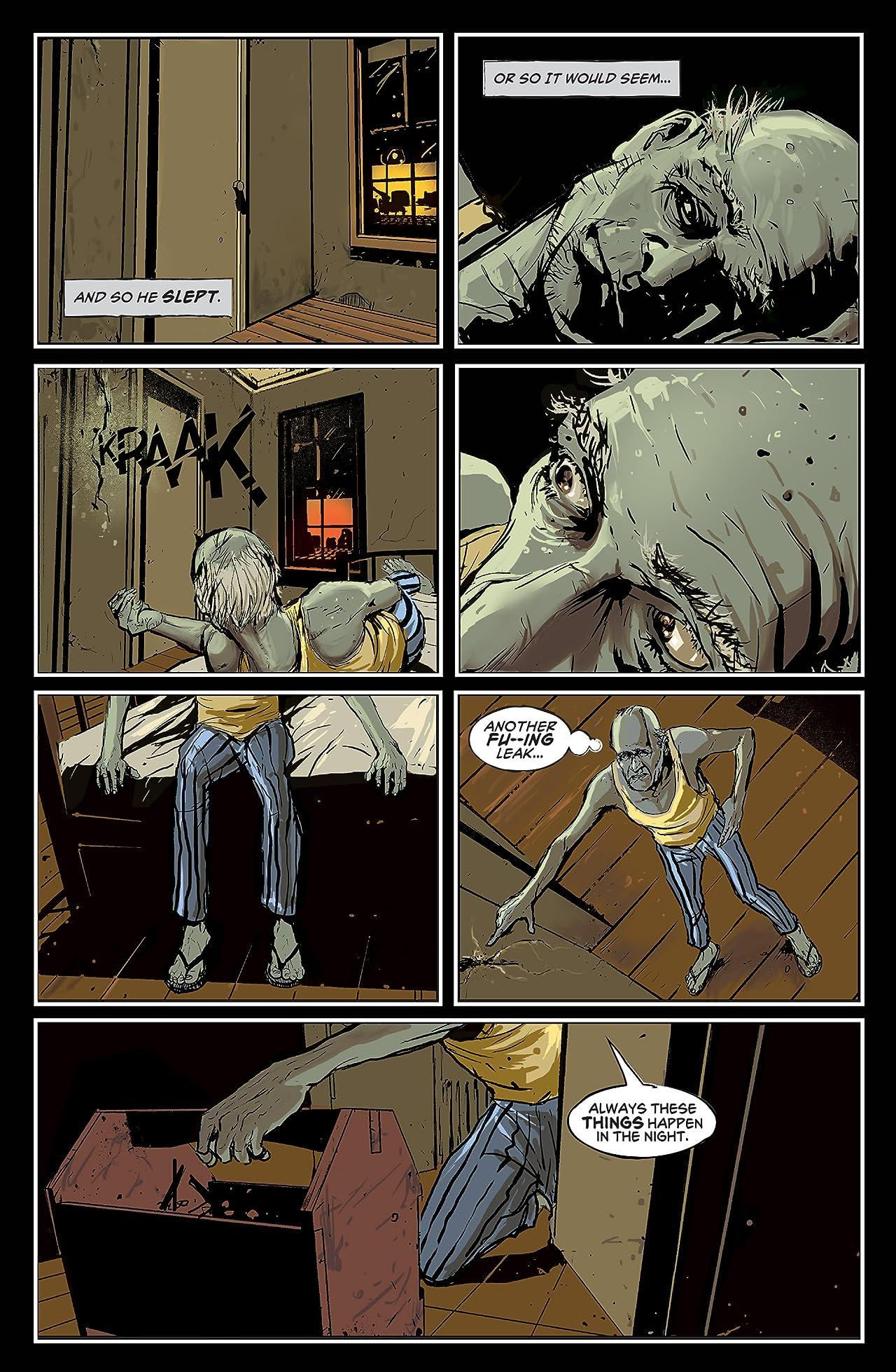 The Locksmith #1