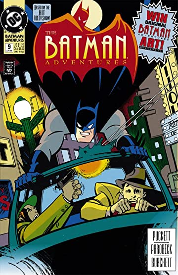 The Batman Adventures (1992-1995) #9