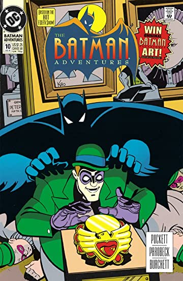 The Batman Adventures (1992-1995) #10
