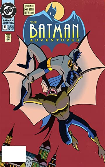 The Batman Adventures (1992-1995) #11