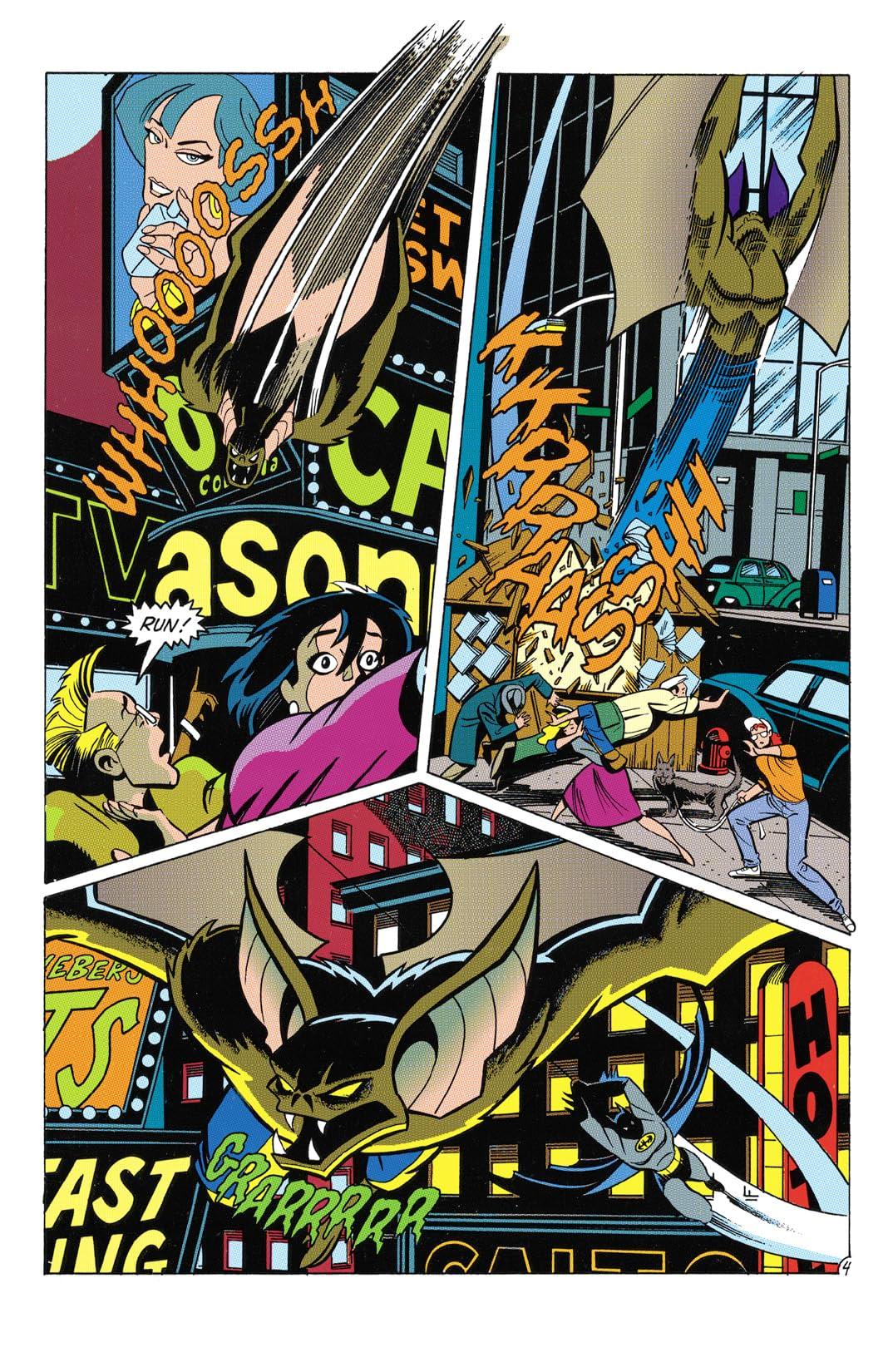 The Batman Adventures (1992-1995) #11
