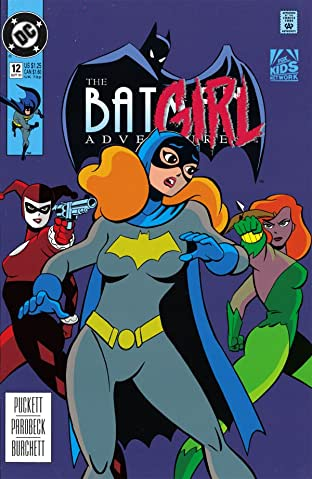 The Batman Adventures (1992-1995) #12