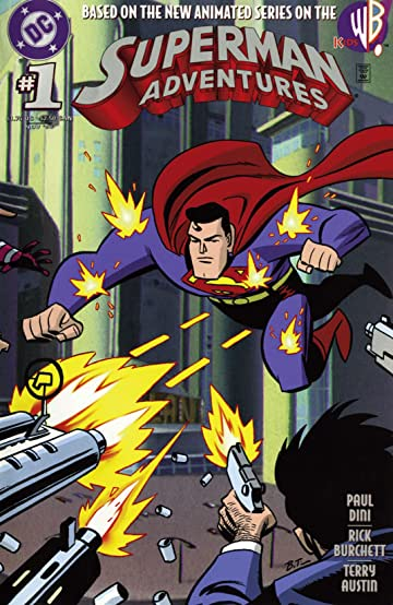 Superman Adventures (1996-2002) #1