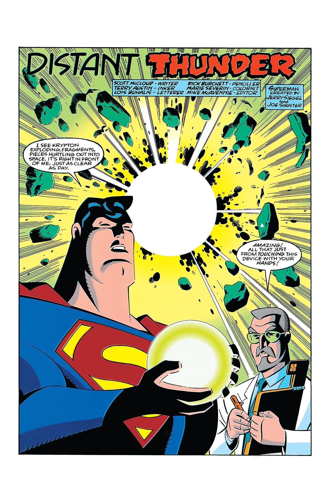 Superman Adventures (1996-2002) #3