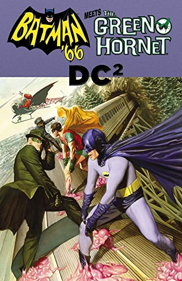 Batman '66 Meets The Green Hornet #3