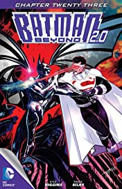 Batman Beyond 2.0 (2013-2014) #23