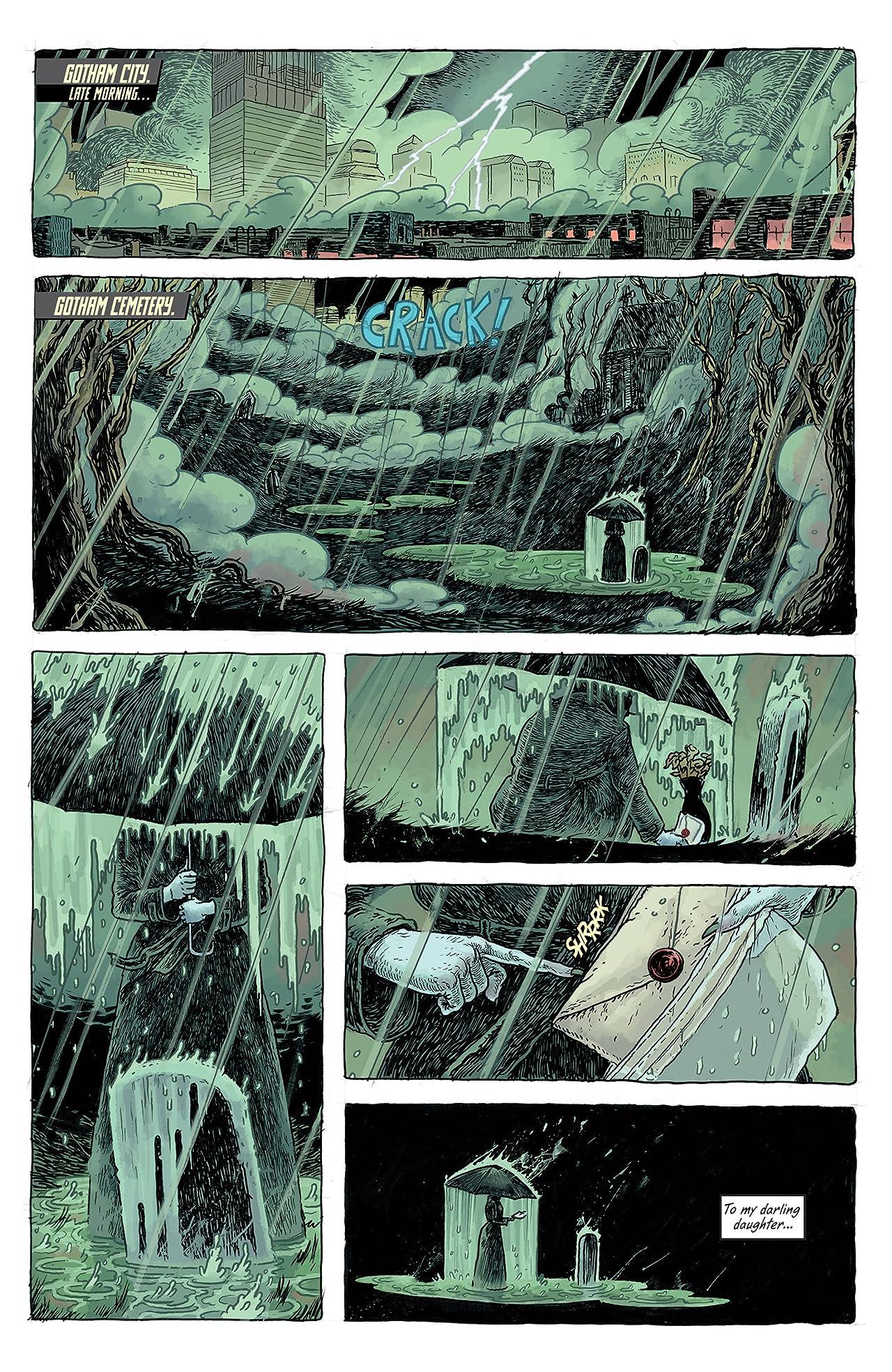 Batman Eternal (2014-2015) #11