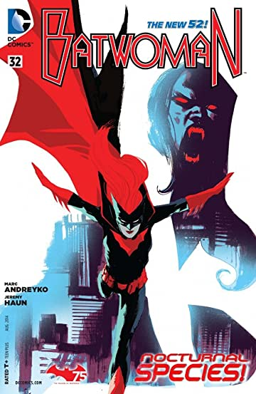 Batwoman (2011-2015) #32