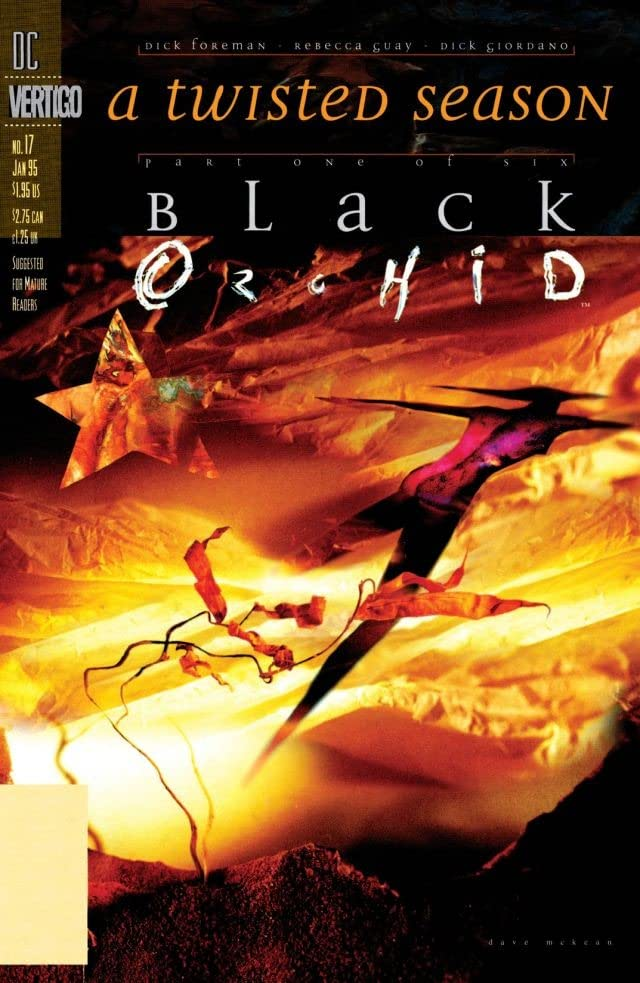 Black Orchid (1993-1995) #17