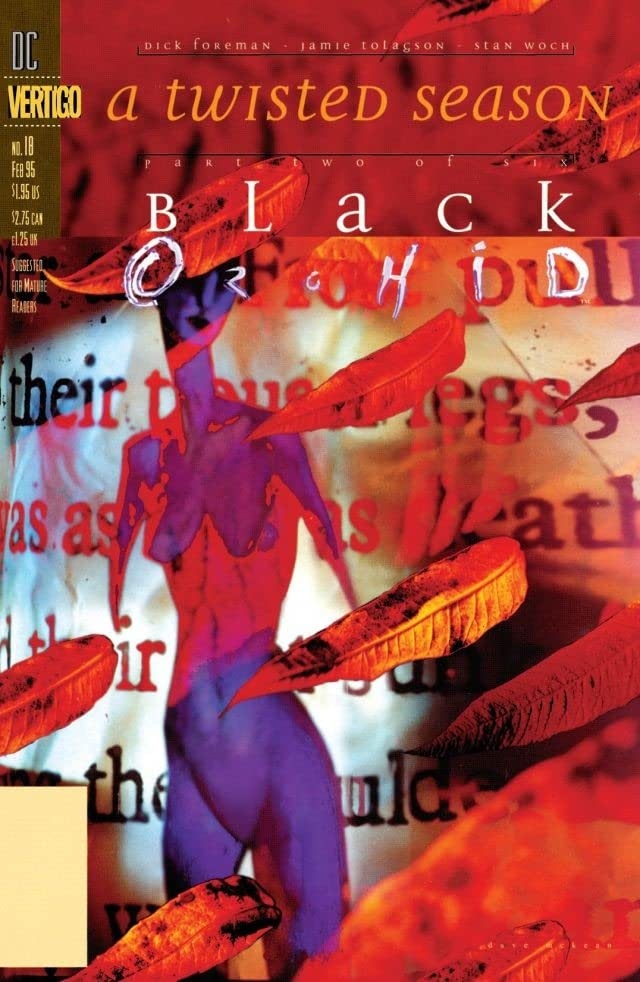 Black Orchid (1993-1995) #18
