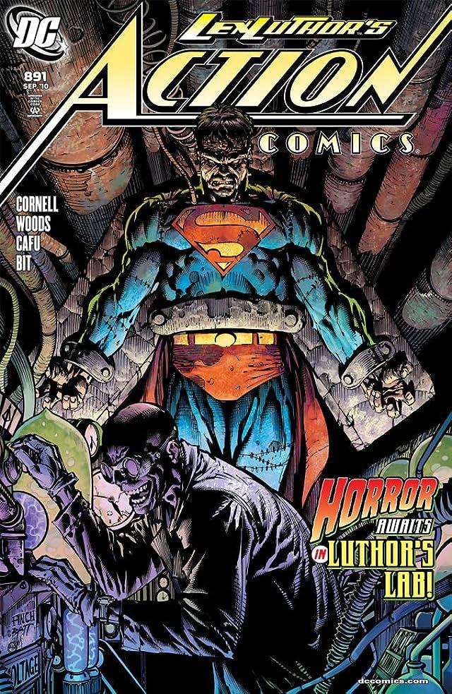 Action Comics (1938-2011) #891