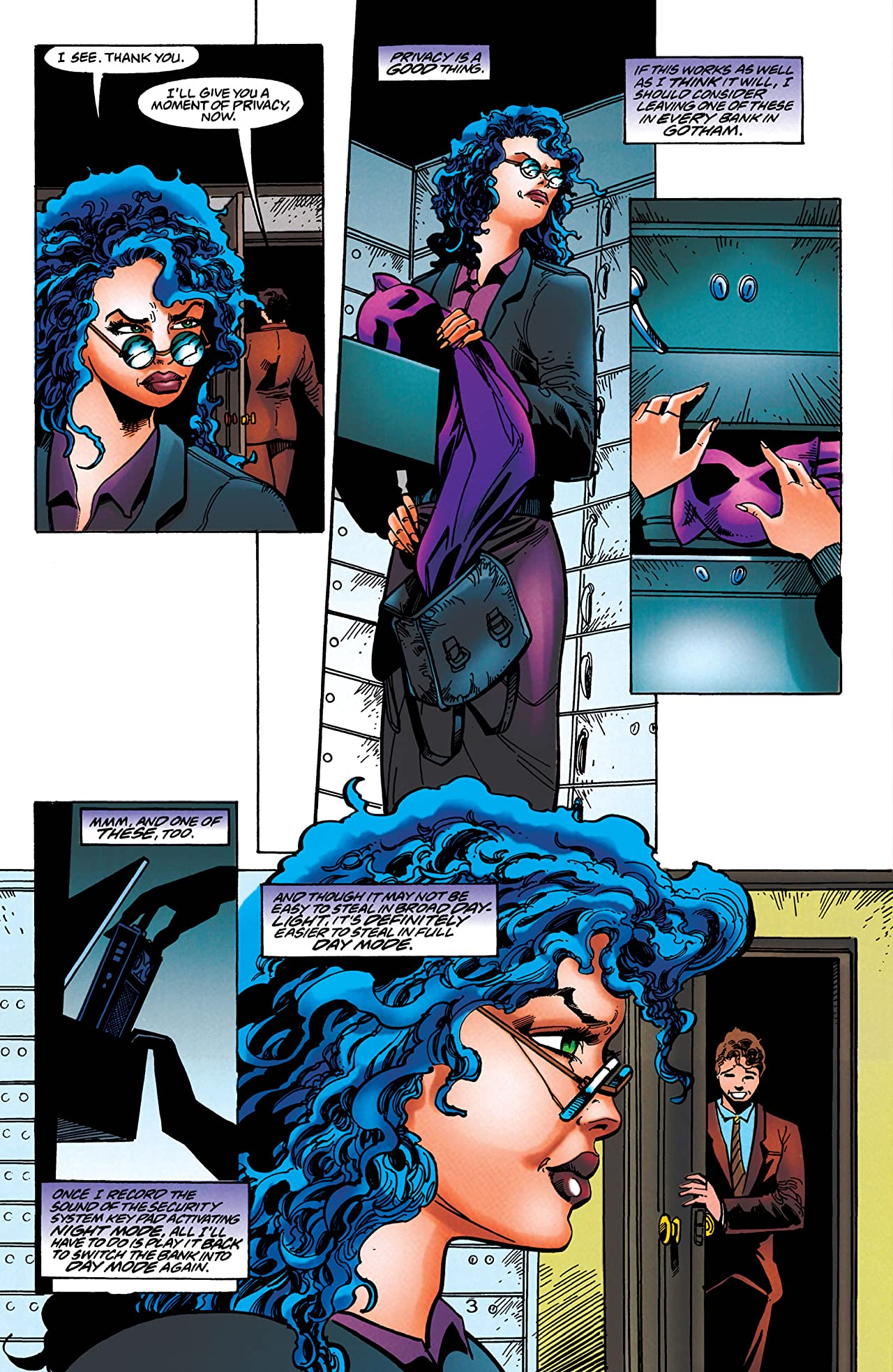 Catwoman (1993-2001) #61