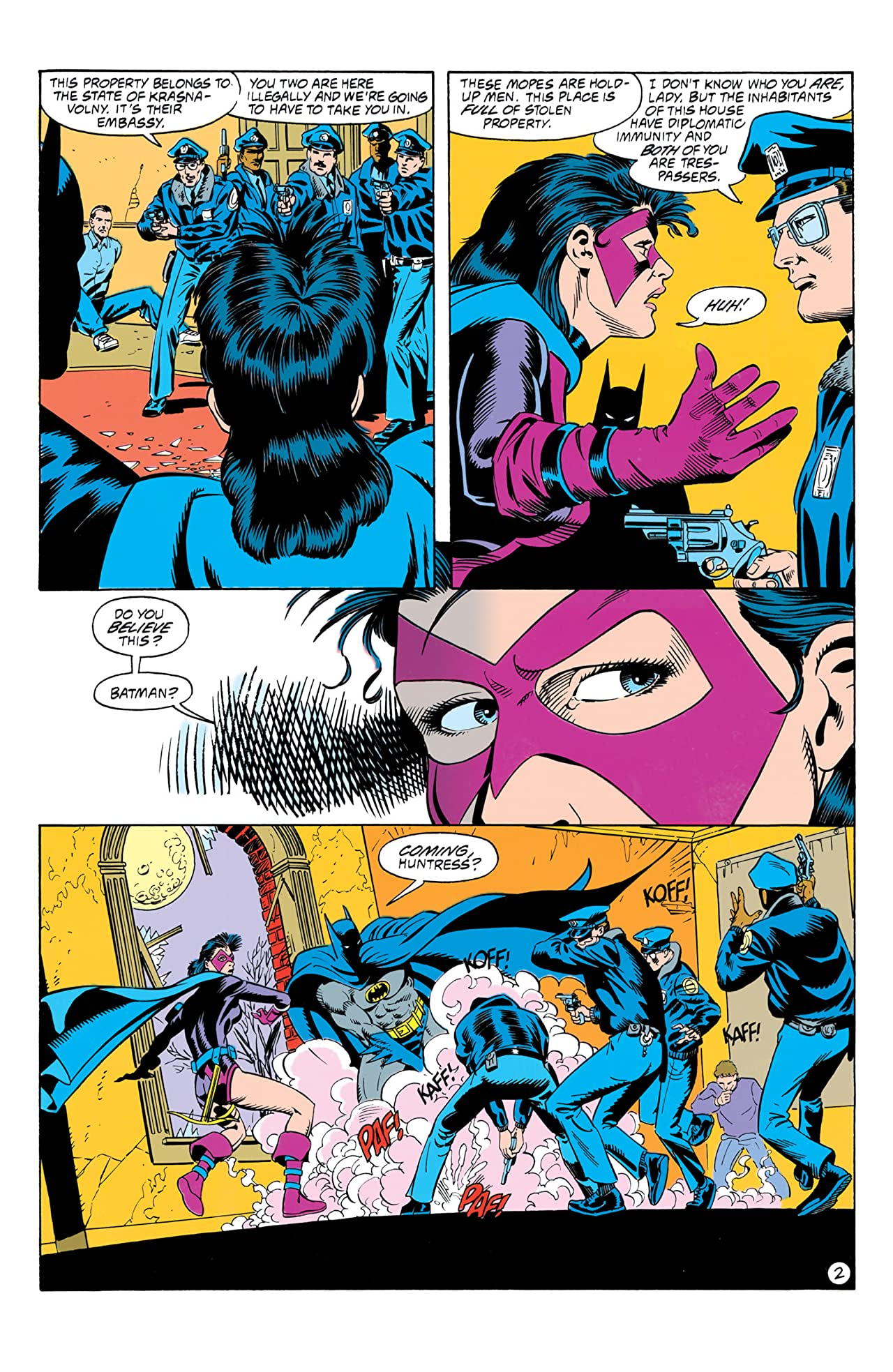 Detective Comics (1937-2011) #653